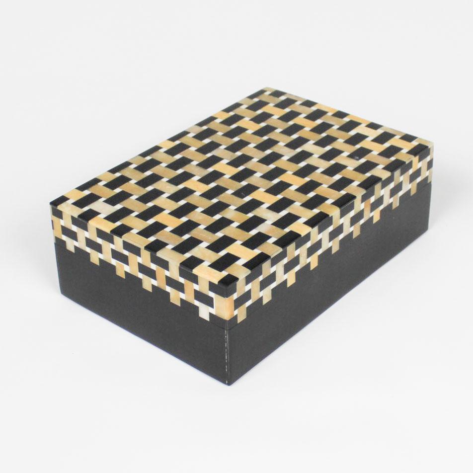 Caixa Decorativa PEONIA 1