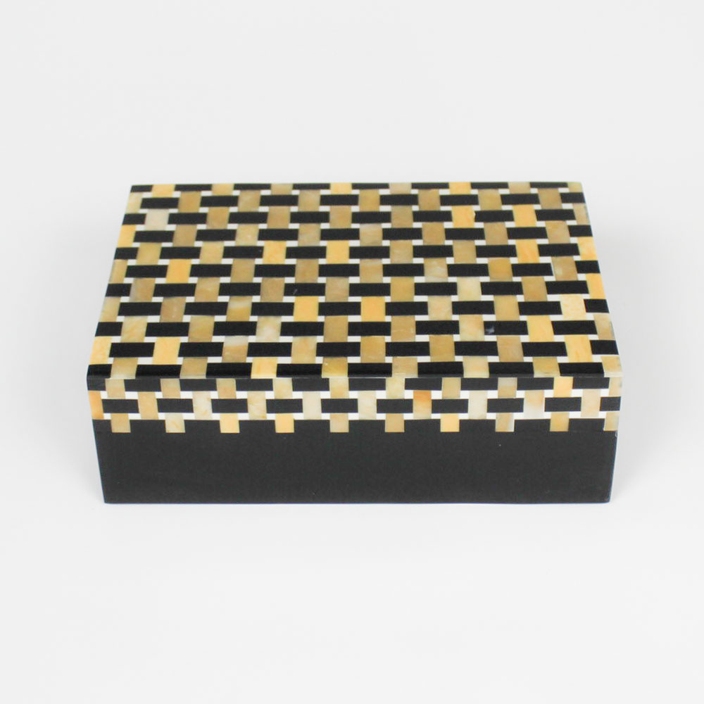 Caixa Decorativa PEONIA 3