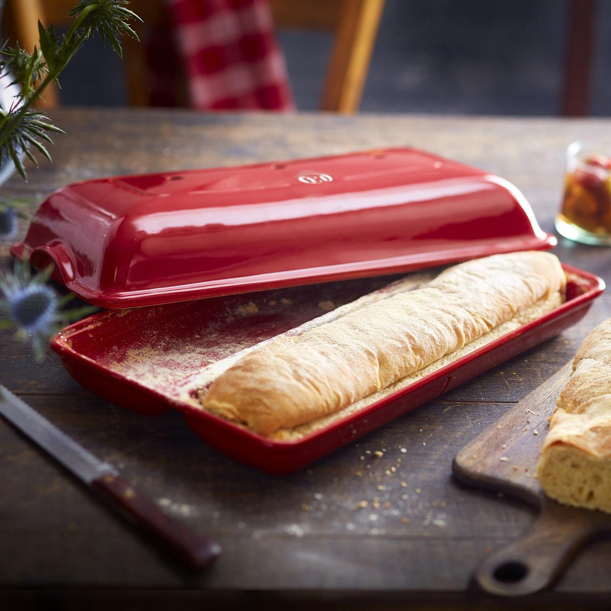 Tradicional pão artesanal italiano 'Ciabatta' em casa!