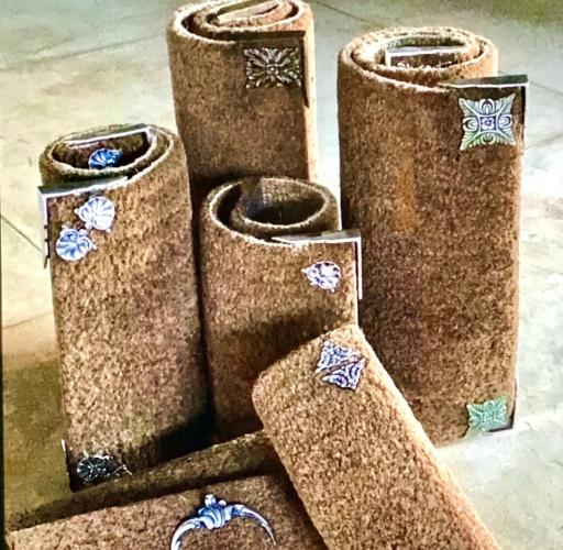 Capachos em fibra de coco