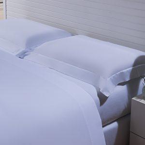 Jogo de Cama 400 Fios Hotel - Branco (1)