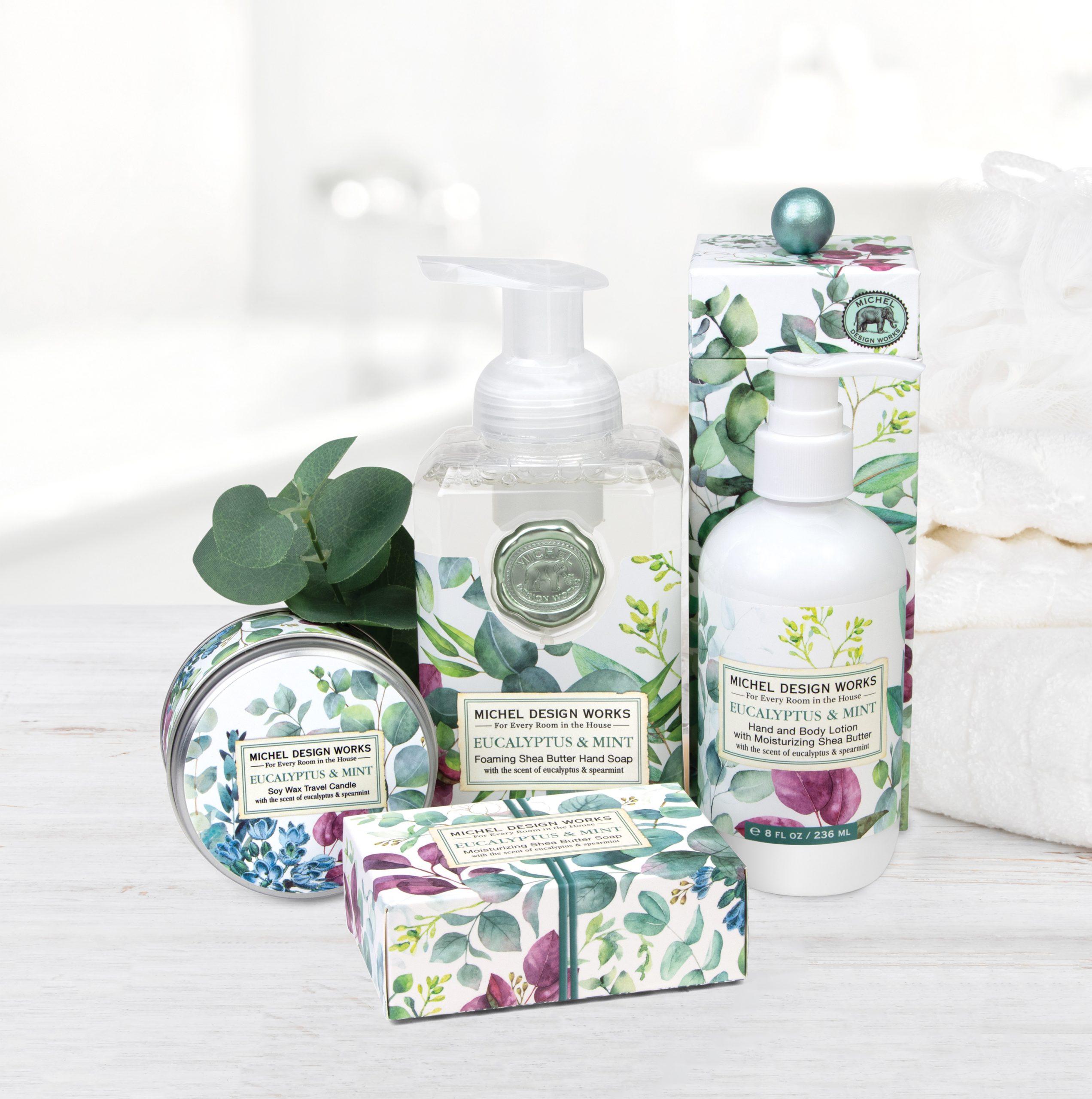 Eucalyptus & Mint - Michel Design Works